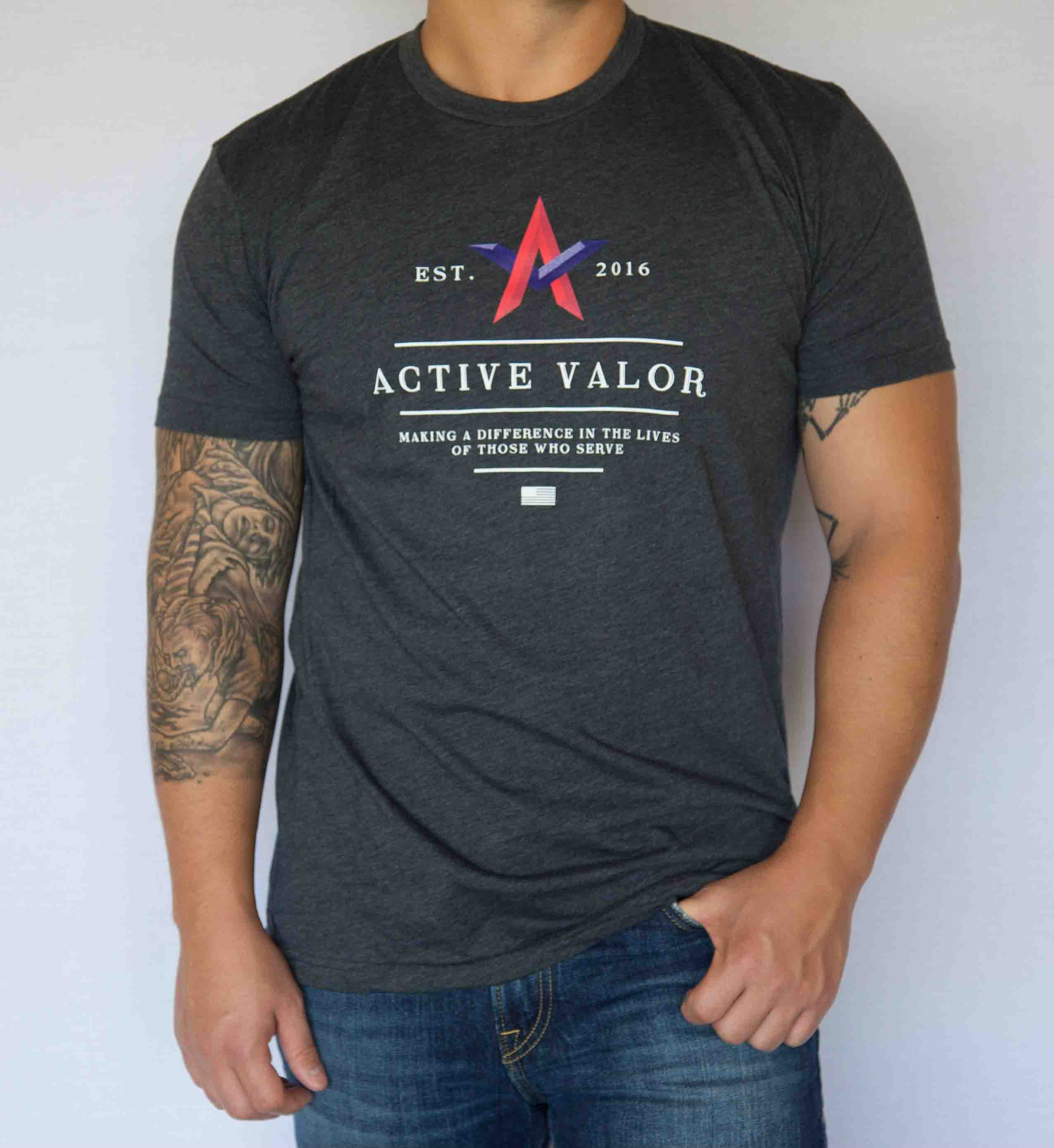 Active Valor Apparel: Blacksmith