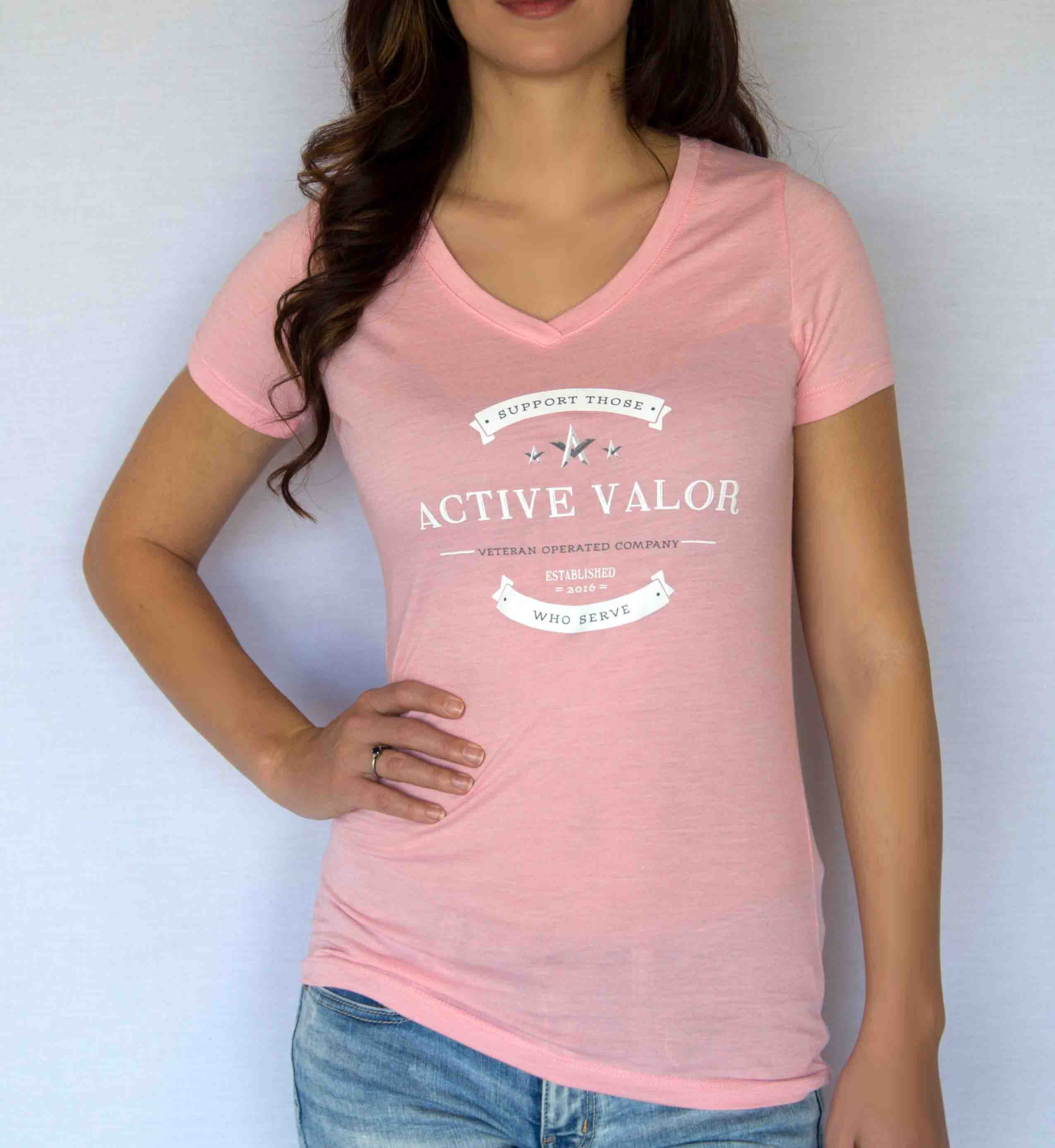 Active Valor Apparel – Blush