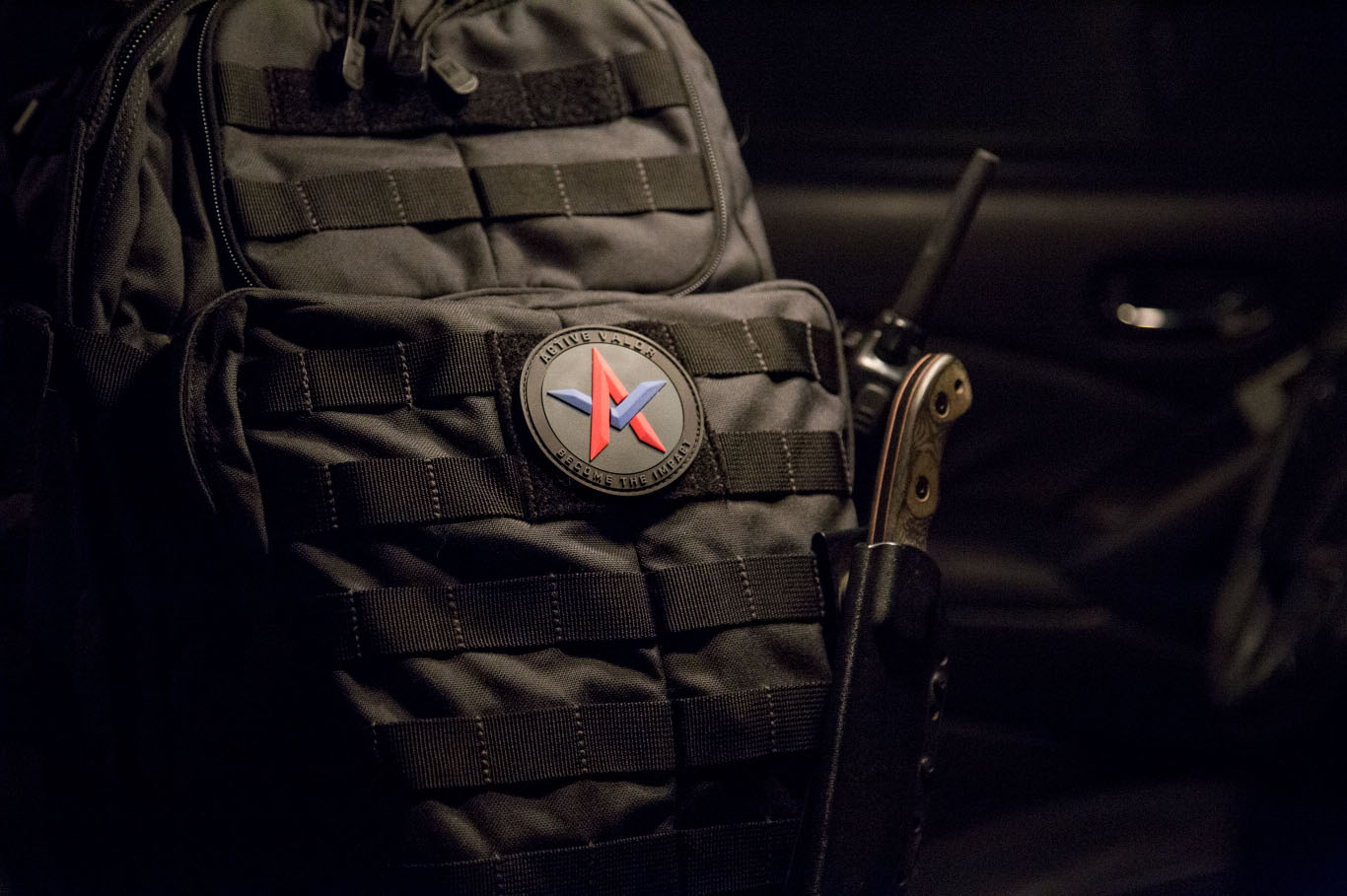 Active Valor's All American PVC Patch