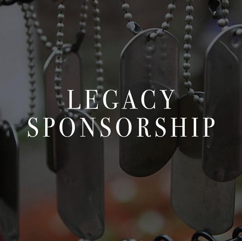 Legacy Sponsorship