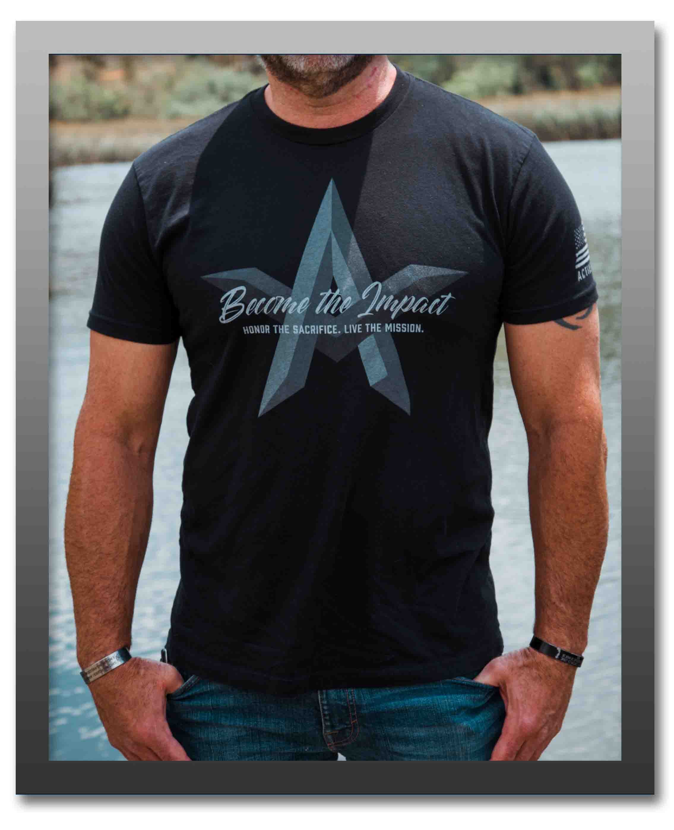 Active Valor Zero Dark Shirt
