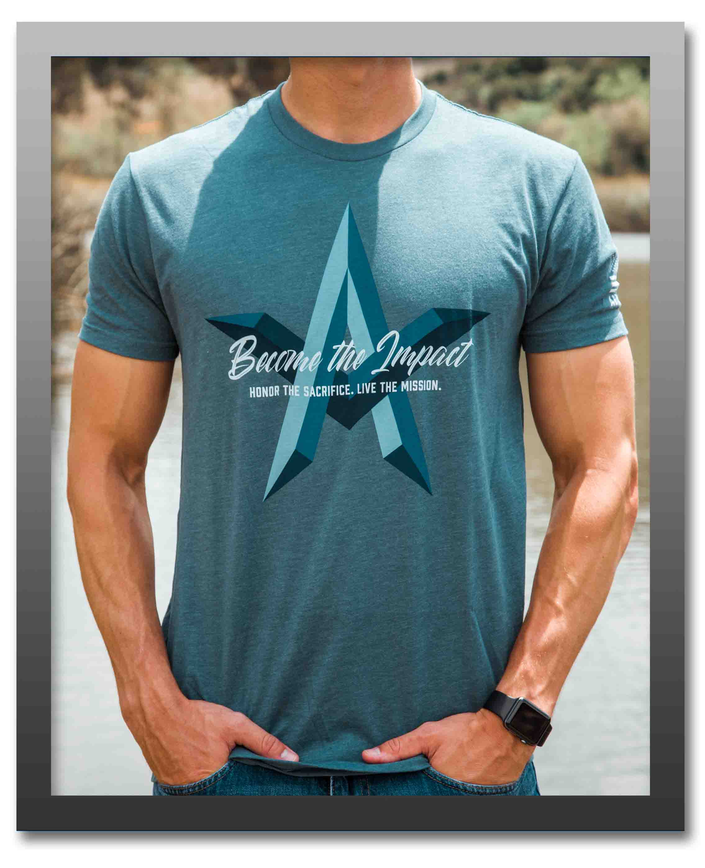 Active Valor Poseidon Shirt