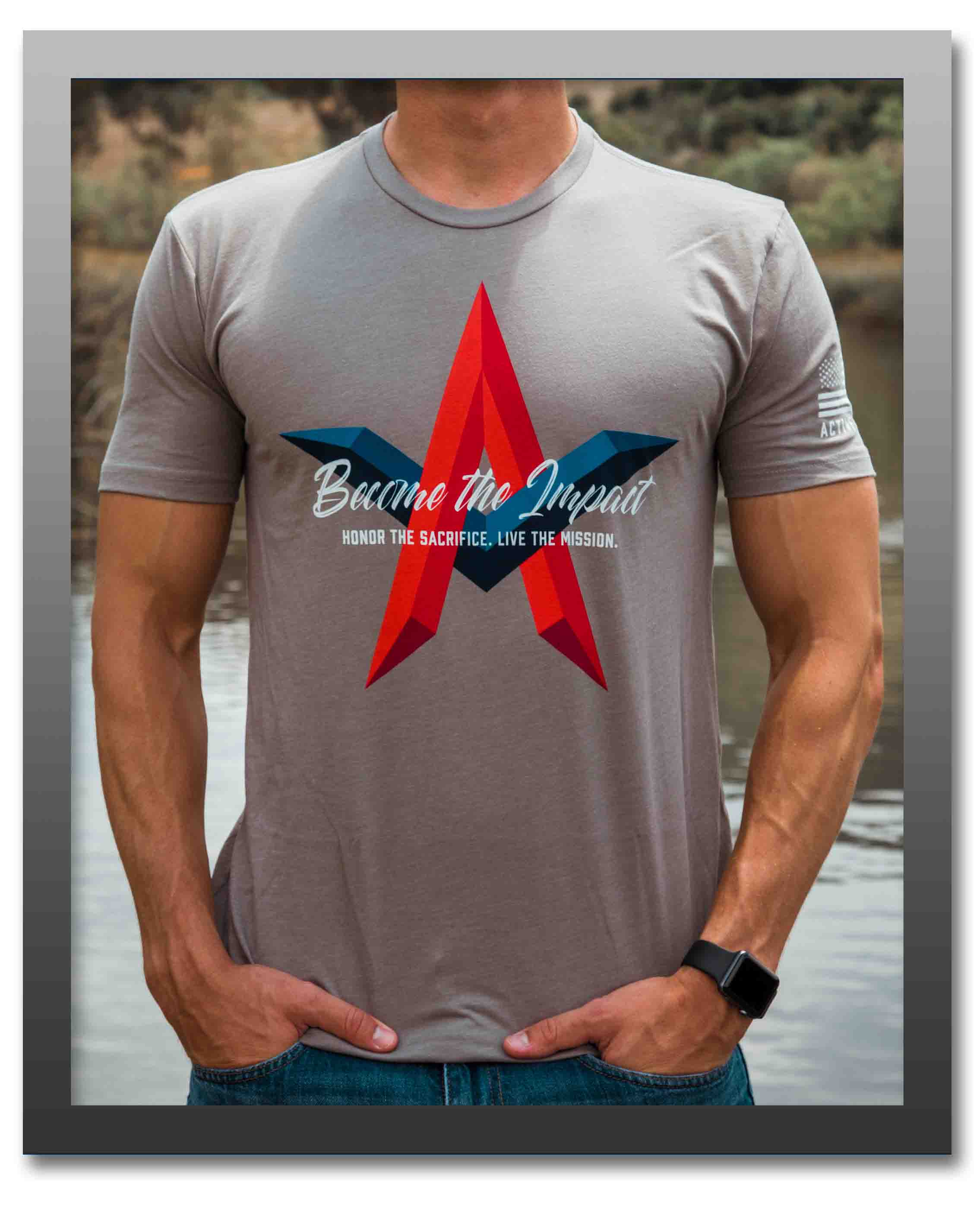 Active Valor All American Shirt