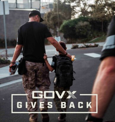 GovX sponsors Active Valor event for Gold Star Children and veteran Mentors