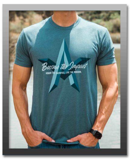 Active Valor Poseidon Shirt Apparel