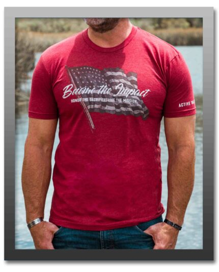 Active Valor RED Friday Shirt